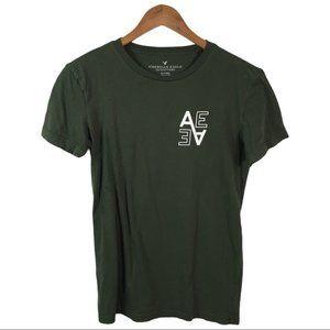 TS401 American Eagle AE Crew Neck T Shirt XS